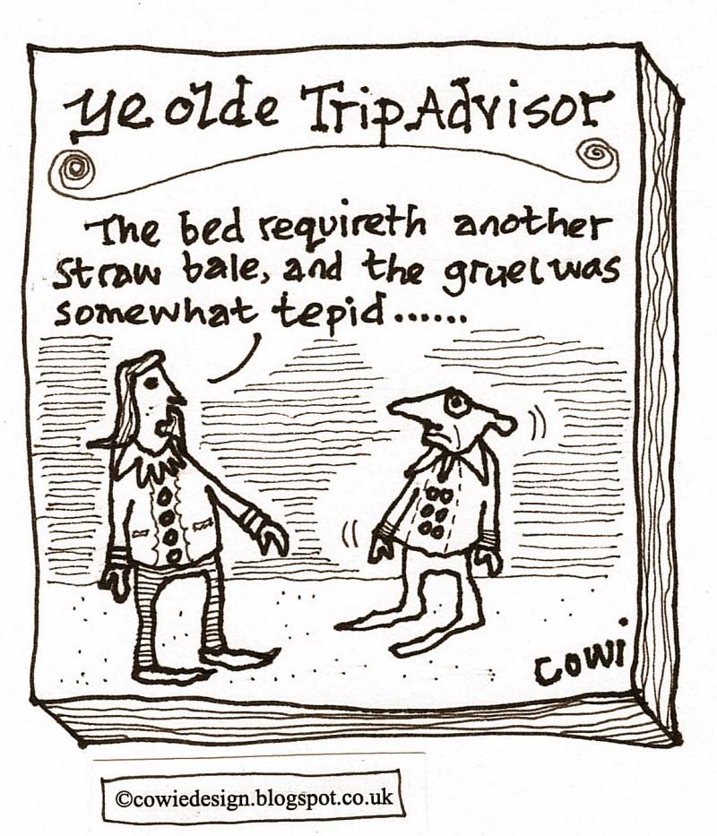 Ye Olde Tripadvisor