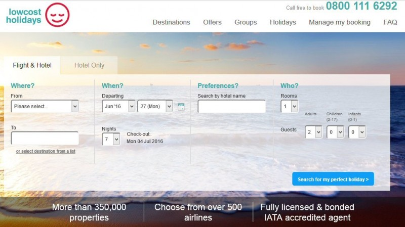 The Online Travel Con - Genesys